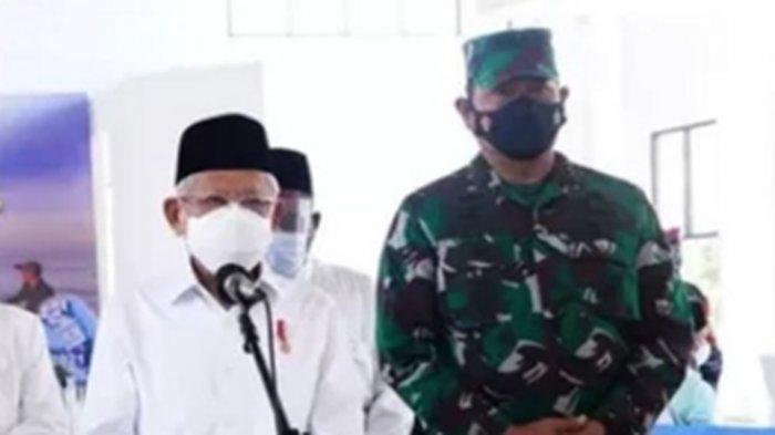 KSAL Yudo Margono Serahkan Pengganti Panglima TNI Kepada Presiden Jokowi, Jenderal Andika Menguat