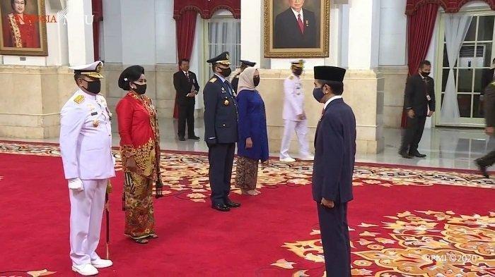 Pengamat: KSAL Laksamana Yudo Margono Dipilih Presiden Jokowi jadi Penglima TNI karena UU Militer