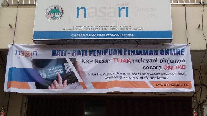 Warga Manado Waspada Penipuan Mengatasnamakan Ksp Nasari Tribun Manado