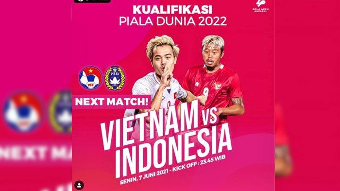 Vietnam VS Indonesia, Berikut Prediksi dan Tanggapan Pemain Timnas Tentang Vietnam