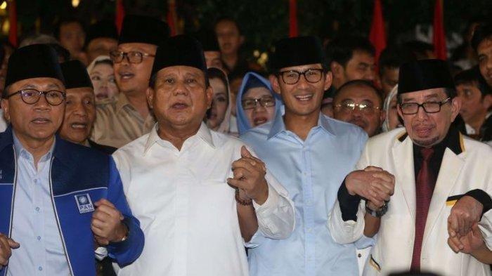 Prabowo Taat pada Konstitusi, Tidak Ada Hukum Internasional, Kubu 02: Sudah Selesai
