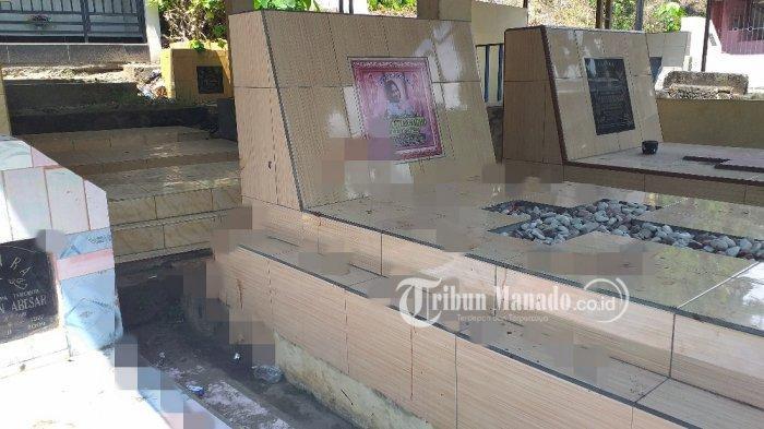 Pengakuan Ibu Siswa SMA di Manado yang Ditikam karena Dituduh Ciuman dengan Istri Orang di Kuburan