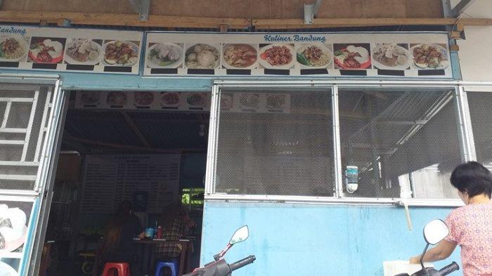 Kuliner Bandung Az-Zahra.