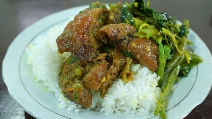 Wisata Kuliner Ekstrem di Langowan-Minahasa, Sajikan Ular dan Kodok Masak Rica-rica