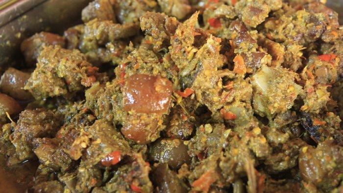 Kuliner Ekstrem di Langowan