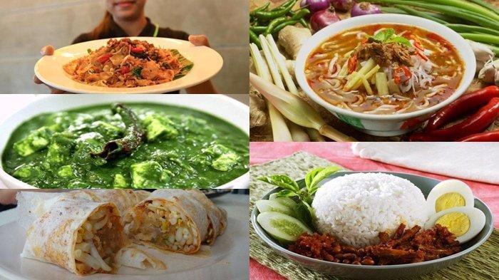 Intip 6 Makanan Khas Malaysia yang Tidak Boleh Anda Lewati
