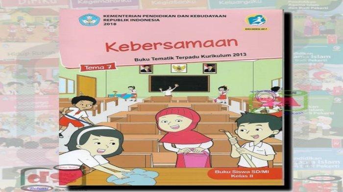Kunci Jawaban Tema 7 Kelas 2 SD Halaman 176 177 179 dan 180, Buku Tematik Kebersamaan