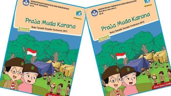 Kunci Jawaban Tema 8 Kelas 3 SD Halaman 4 5 6 7 dan 8, Buku Tematik Praja Muda Karana