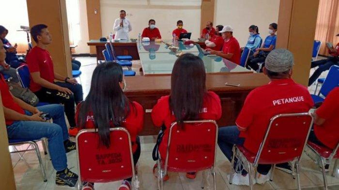 Dispora Bolmong Mulai Kenalkan Cabang Olahraga Pentaque