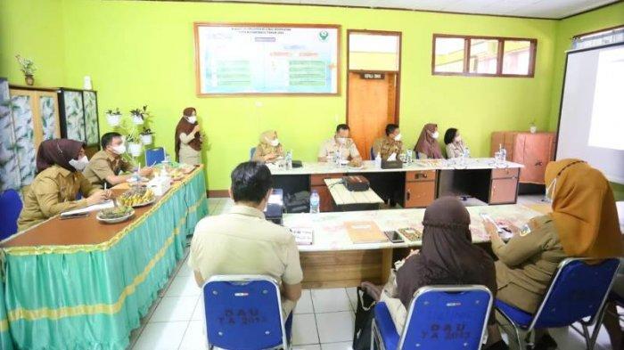 Wali Kota Tatong Bara Minta Dinas Kesehatan Kotamobagu Lebih Fokus Pencapaian Target