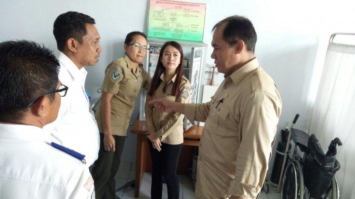 Kunjungi Otban 8 Manado, Komisi V DPR RI Siap Kawal Pengembangan Bandara Samrat