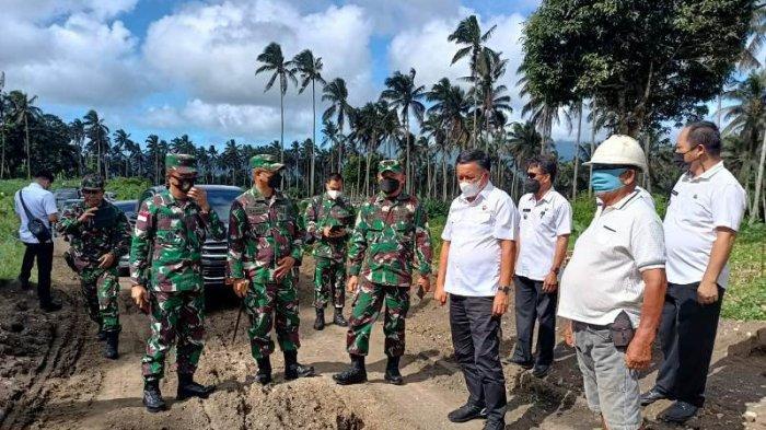 Wali Kota Bitung Maurits Mantiri: Warga Senang Program TMMD ke 111