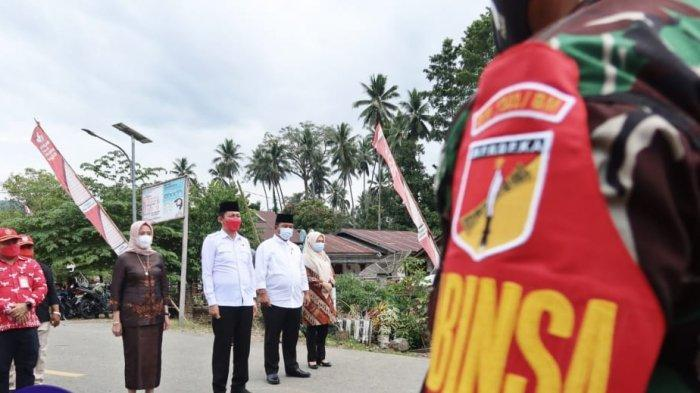 Kunker ke Perbatasan, Iskandar Kamaru dan Deddy Abdul Hamid Bakal Berikan Santunan Duka
