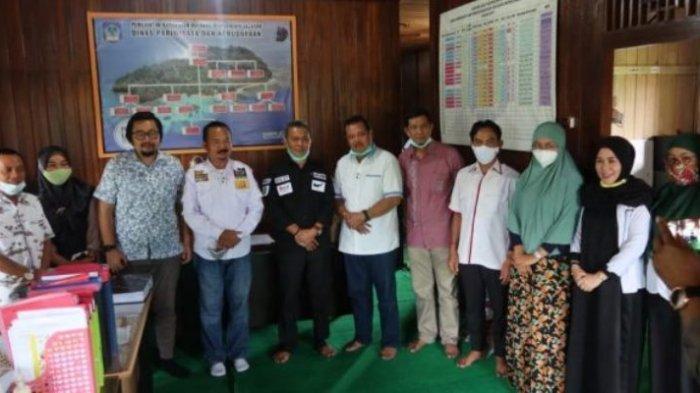 Deprov Gorontalo Beri Lampu Hijau ke Bolsel Terkait Kerjasama Wisata Bawah Laut