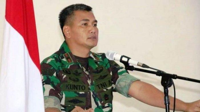 Ingat Kunto Arief Wibowo? Anak Mantan Wapres RI Try Sutrisno, Kini Sudah Berpangkat Mayjen