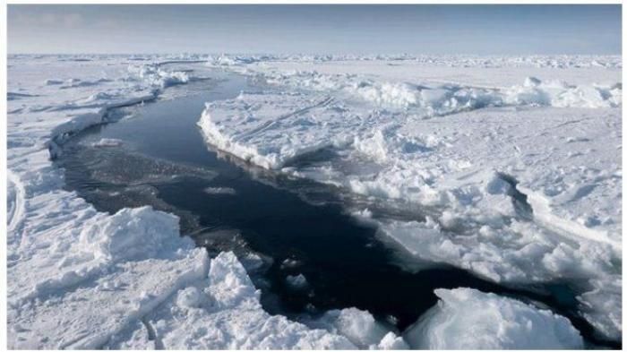 Tak Hanya Laut China Selatan, China Berupaya Meningkatkan Cara untuk Mengeksploitasi Kutub Utara