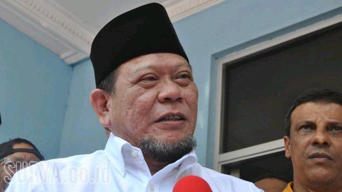 Profil La Nyalla Mattalitti Jadi Ketua DPD, Sempat Berseteru dengan Prabowo, Cek Harta Kekayaannya