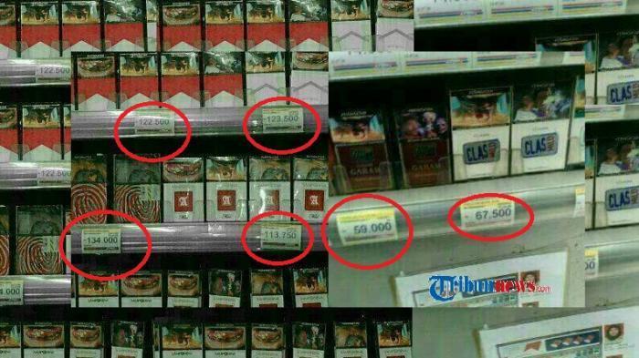 Ini Lho Kisah Awal Harga Rokok Bakal Naik Jadi Rp 50.000. Ternyata Baru Gosip