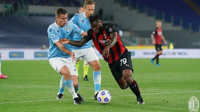 KLASEMEN Liga Italia Usai AC Milan Kalah Tadi Dini Hari, Skor Akhir Lazio 3-0 AC Milan