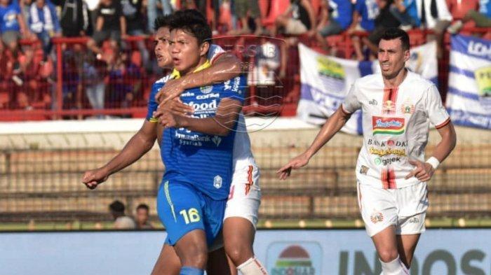 Persib Bandung Katrol Posisi Persija Jakarta Jauhi Zona Degradasi