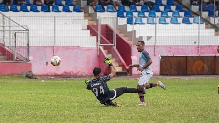 Sulut United Menang 5-0 pada Uji Coba, Dua Eks Kalteng Putra Cetak Gol