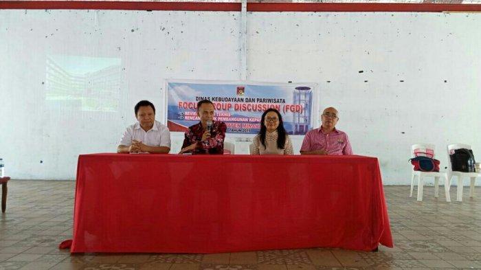 Lagarense Bilang Perda/Perkab Pembangunan Pariwisata Kabupaten Ini Telah Di-review