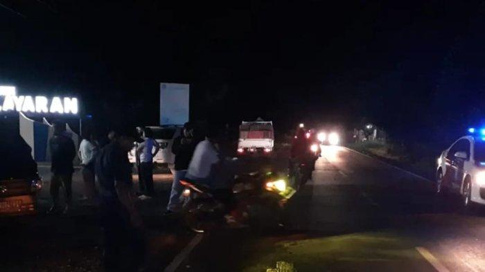 Lakalantas di Trans Sulawesi Kembali Rengut Nyawa