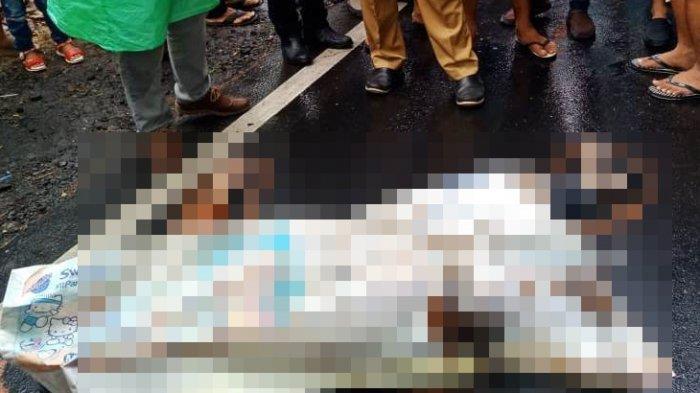 BREAKING NEWS: Lakalantas Maut di Dekat Kantor DPRD Sulut, Seorang Pria Meninggal Dunia