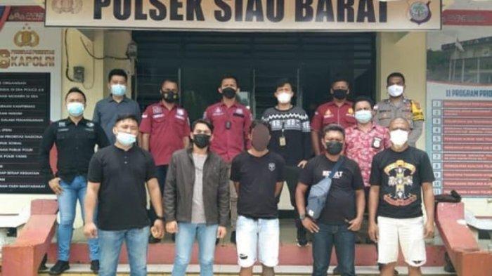 DPO Kasus Penikaman di Bitung Tertangkap di Pelabuhan Pehe Sitaro