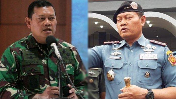 SOSOK Laksamana TNI Yudo Margono, Calon Kuat Panglima TNI, Ini Profil Lengkapnya