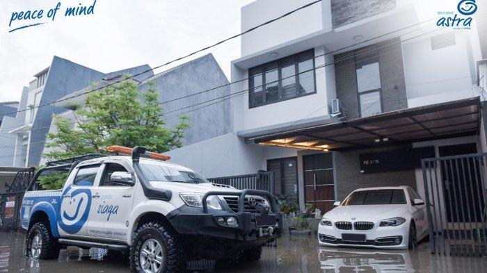 Bila Mobil Anda Terendam Banjir, Lakukan Hal-Hal Berikut Agar Klaim Diterima Asuransi Astra