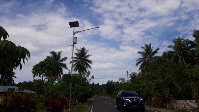 Dinas Perkim Gelontorkan Rp 2,6 Miliar dari Dana APBD untuk Lampu PJU