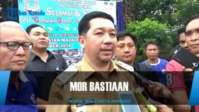 Wawali Kota Manado Mor Bastiaan Apresiasi Perhelatan Piala Wali Kota-Perbasi 2018