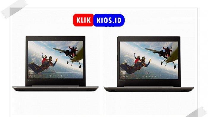 Belanja Yuk! Ada Laptop Lenovo V330 di Kios UMKM Sulut