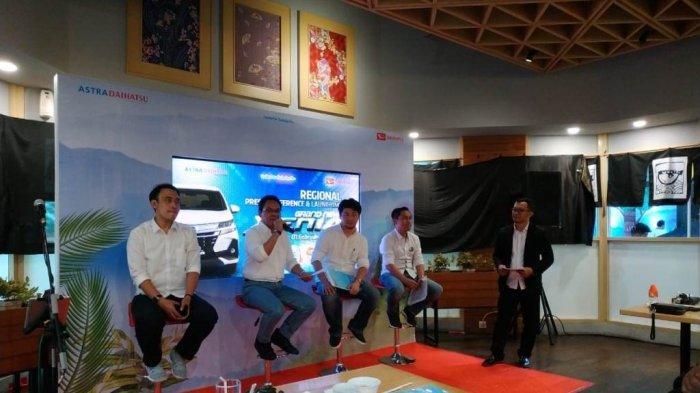 Astra Daihatsu Launching Grand New Xenia di Mall Ratu Indah Makassar