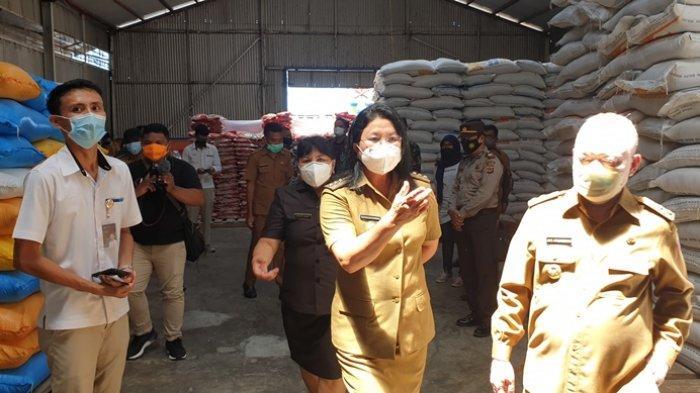 4067 Keluarga Penerima Manfaat di Kabupaten Sitaro Bakal Terima Beras Bantuan PPKM