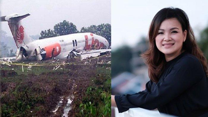 Masih Ingat Laura Lazarus? Mantan Pramugari Lion Air Selamat dari 2 Kecelakaan Maut, Begini Kabarnya
