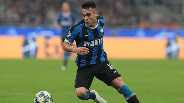 2 Gol Lautaro Martinez Antar Inter Milan Puncaki Klasemen, Peluang Pindah ke Barcelona Menipis