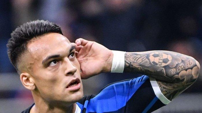 Inter Milan Ukir Rekor, Lautaro Martinez Terus Cetak Gol
