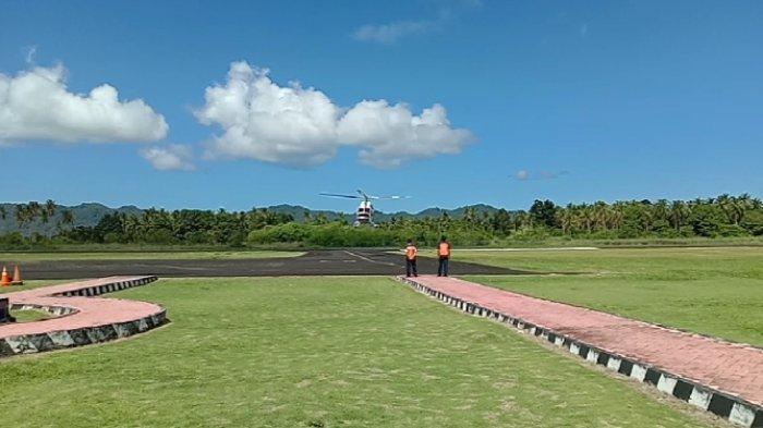 Larangan Mudik, Bandara Melonguane Kabupaten Talaud 'Cancel Flight Reguler '