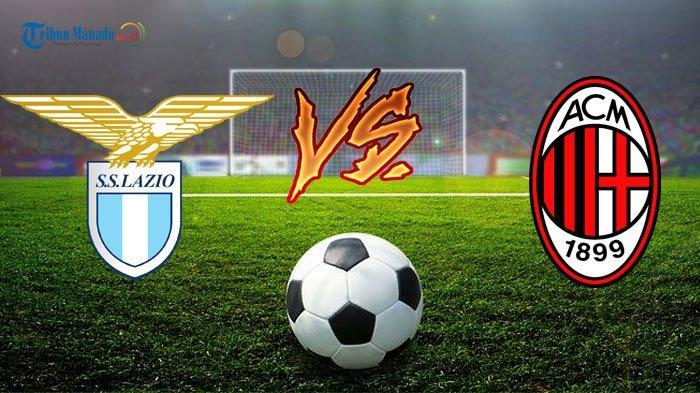 SEDANG Berlangsung Babak Kedua Lazio vs AC Milan, Link Live Streaming Liga Italia Akses di Sini