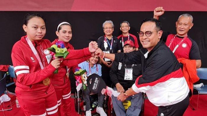 UPDATE Klasemen Medali Paralimpiade Tokyo 2020: China Dipuncak, Kontingen Indonesia Dapat Emas