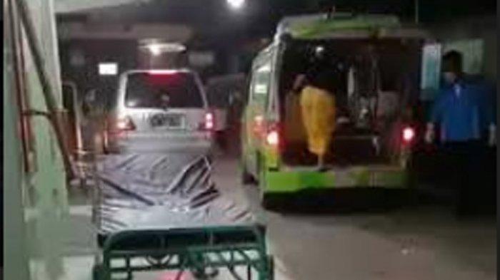 Ledakan Besar Tadi Malam, Mercon Meledak, 9 Orang Jadi Korban