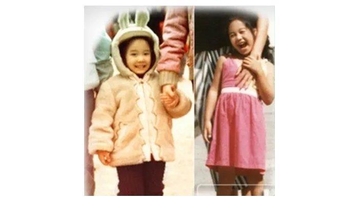 Lee Ji Ah kecil