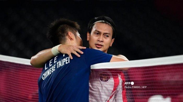 Sosok Lee/Wang yang Tumbangkan The Daddies di Olimpiade 2021, Idolakan Ahsan/Hendra