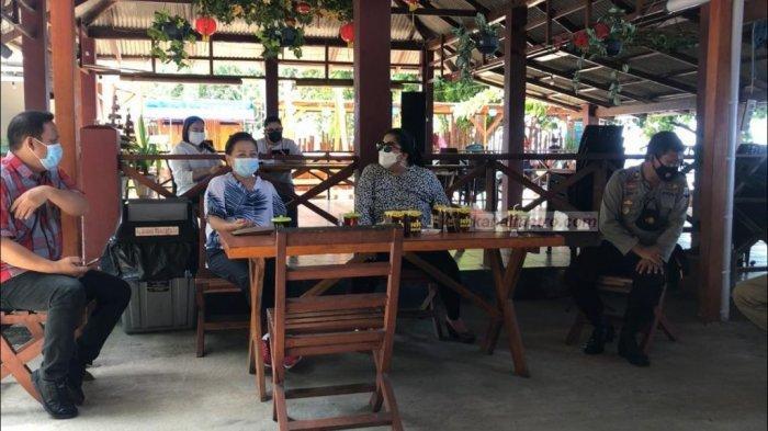 Pastikan Penerapan PPKM, Legislator Minahasa Sidak Lokasi Wisata