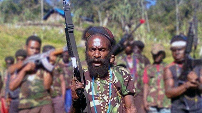 Sosok Lekagak Telenggen, Komandan TPNPB-OPM/Pimpinan KKB Papua yang dikenal brutal tembak mati Kopassus hingga Tukang Ojek.