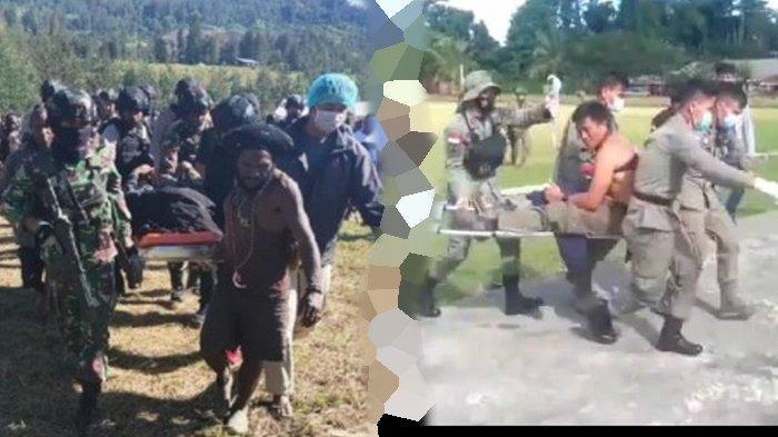Lekagak Telenggenyang merupakan pimpinan dariKKBdi wilayah Yambi atau Puncak sempat terlihat di lokasi kontak senjata antara pihak keamanan denganKKByang berlangsung 8 jam di Kampung Maki, Distrik Gome, Kabupaten Puncak, Papua, Selasa (27/4/2021).