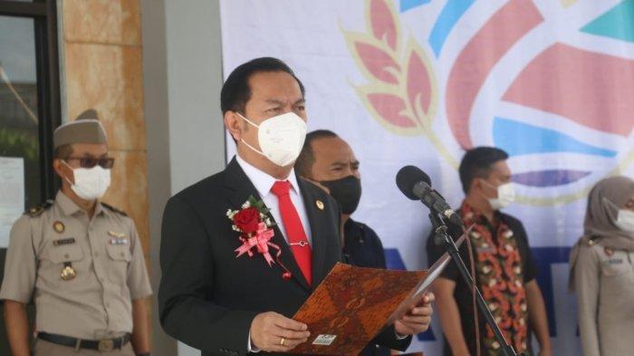Pesan Wali Kota Tomohon saat Hadiri Pentahbisan Pastori 3 Jemaat GMIM Eben Heazer Kakaskasen