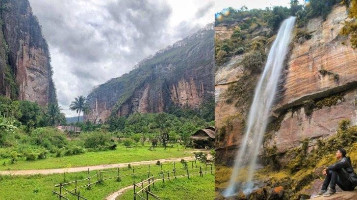 Mengintip Keindahan 'Yosemite California'-nya Indonesia di Sumatera Barat
